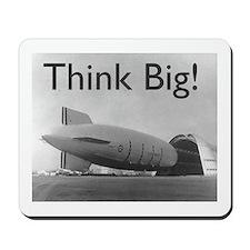 Think Big Airship Mousepad