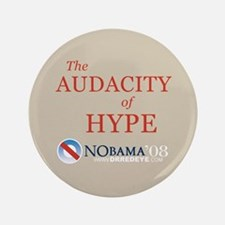 "3.5"" Audacity of Hype Button"