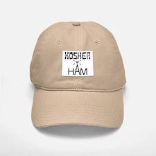 Kosher Ham Baseball Baseball Cap