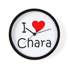Cool Chara Wall Clock
