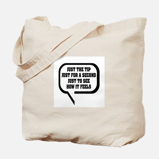 """Awkward Proposition"" Tote Bag"