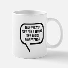 """Awkward Proposition"" Mug"