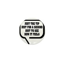 """""""Awkward Proposition"""" Mini Button (100 pack)"""