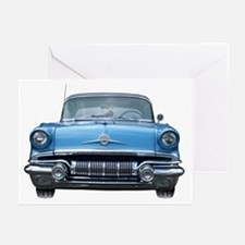 1957 Chieftain Car Greeting Cards (Pk of 10)