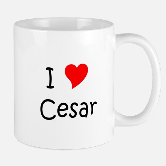 Unique Cesar Mug