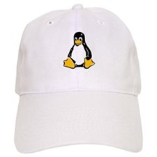 Tux the Penguin Baseball Cap
