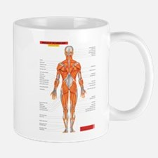 Unique Anatomy in motion Mug