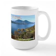 Mug- Mt Konocti
