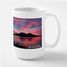 Large Mug - Konocti Sunset
