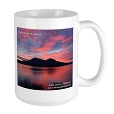 Coffee Mug- Konocti Sunset