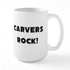Carvers ROCK Mug