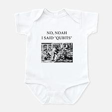 QUANTUM COMPUTER Infant Bodysuit