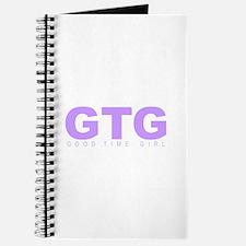 """'Good Time Girl"""" Journal"""
