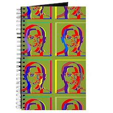 Obama Warhol style Journal