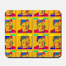 Obama Warhol style Mousepad