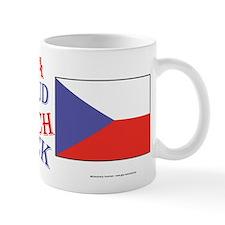 Proud Czech Chick Small Mug