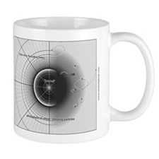 'Hawking Radiation' Small Mug