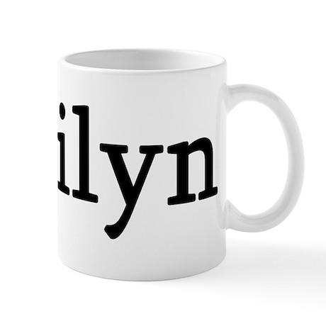 Marilyn - Personalized Mug