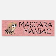 Makeup Maniac Sticker (Bumper)