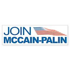 Join McCain-Palin Bumper Bumper Sticker