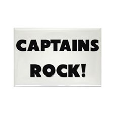Captains ROCK Rectangle Magnet (10 pack)
