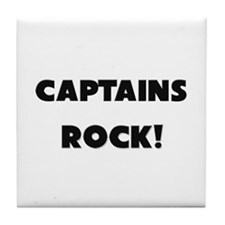 Captains ROCK Tile Coaster