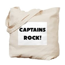 Captains ROCK Tote Bag