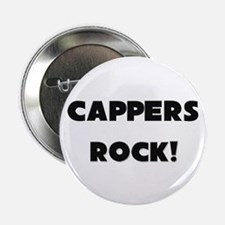 """Cappers ROCK 2.25"""" Button"""