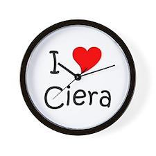 Ciera Wall Clock