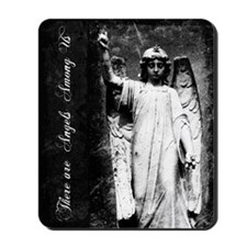 Roscommon Angel No.s Mousepad