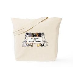 N6 Blessed Tote Bag