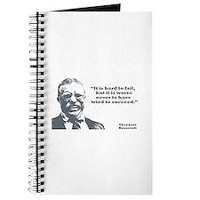 Roosevelt - Failure Journal