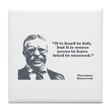 Roosevelt - Failure Tile Coaster