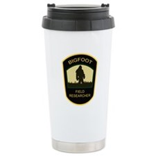 Unique Bigfoot field researchers organization Travel Mug