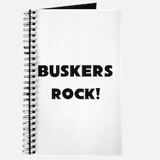 Buskers ROCK Journal