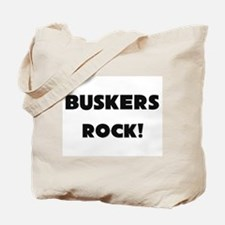 Buskers ROCK Tote Bag