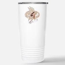Brianna, faery art Travel Mug