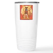 Jester Sunburst Faery Travel Mug
