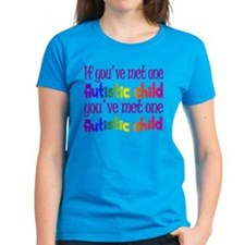 One Autistic Child Tee