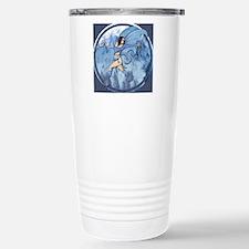 "Blue Flame Faery, ""Tera"" Travel Mug"