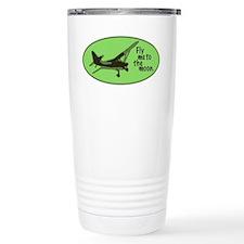 Fly Me to the Moon Travel Mug