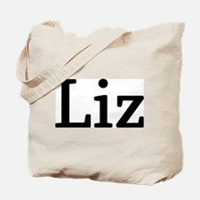 Liz - Personalized Tote Bag