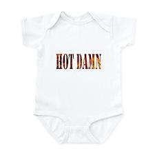 Hot Damn Infant Bodysuit