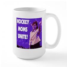 Sarah Palin Hockey Mom Mug