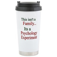 Family Psych Experiment2 Travel Mug