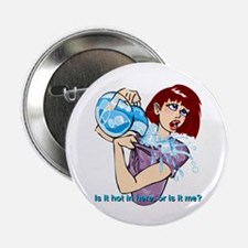 Midlife Mindy hot flash ice Button