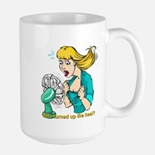 Hot flashes humor Mug