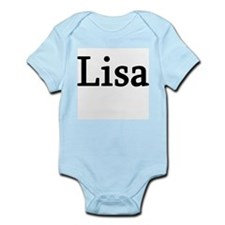 Lisa - Personalized Infant Creeper