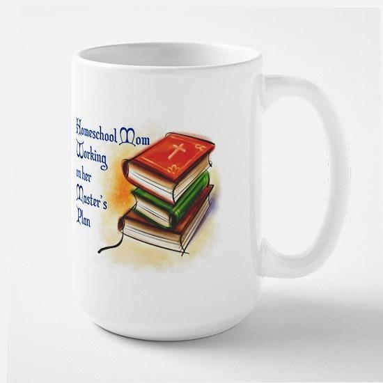 2-Masters Plan Mug Mugs