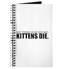 No God: Kittens Journal